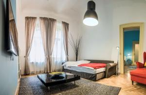 Stylish One Bedroom Flat - Soukenická 3, Ferienwohnungen  Prag - big - 7