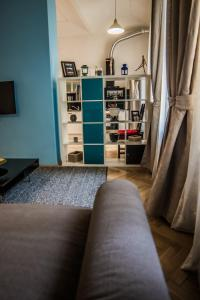Stylish One Bedroom Flat - Soukenická 3, Ferienwohnungen  Prag - big - 28