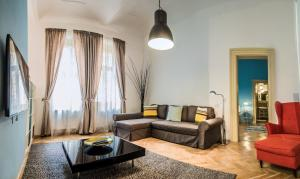 Stylish One Bedroom Flat - Soukenická 3, Ferienwohnungen  Prag - big - 35