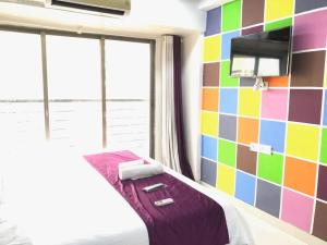Executive Highrise - 2 Bhk Services Apartment, Апартаменты  Мумбай - big - 13