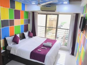 Executive Highrise - 2 Bhk Services Apartment, Апартаменты  Мумбай - big - 14