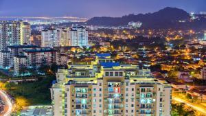 Zan Pavillon Spacious & Natural Stay, Apartmanok  Bayan Lepas - big - 10