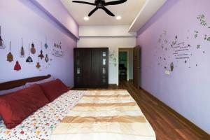 Zan Pavillon Spacious & Natural Stay, Apartmanok  Bayan Lepas - big - 8