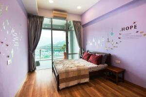 Zan Pavillon Spacious & Natural Stay, Apartmanok  Bayan Lepas - big - 7