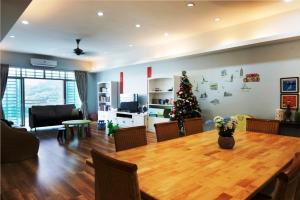 Zan Pavillon Spacious & Natural Stay, Apartmanok  Bayan Lepas - big - 6
