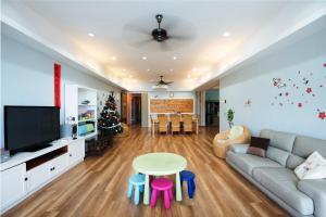 Zan Pavillon Spacious & Natural Stay, Apartmanok  Bayan Lepas - big - 5
