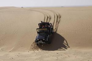 Hummer Desert Safari Camp, Resorts  Jaisalmer - big - 26