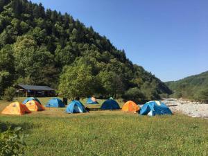 Jani Camping, Kempingy  Utsera - big - 5
