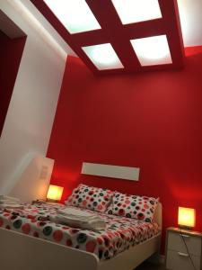 Red Flat, Apartmanok  Bukarest - big - 2