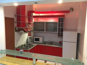 Red Flat, Apartmanok  Bukarest - big - 5