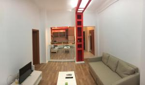 Red Flat, Apartmanok  Bukarest - big - 7