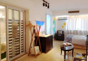 in. Art Studio Hostel, Apartmány  Suzhou - big - 1