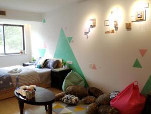 in. Art Studio Hostel, Apartmány  Suzhou - big - 24