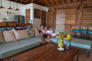 Cala Luxury vacation Homes, Villen  Santa Teresa - big - 59
