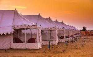 Hummer Desert Safari Camp, Resorts  Jaisalmer - big - 29