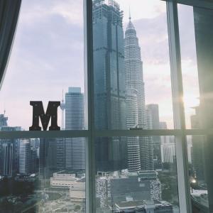 M Home, Ferienwohnungen  Kuala Lumpur - big - 4