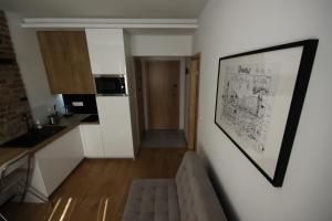 Modern apartment near the royal castle