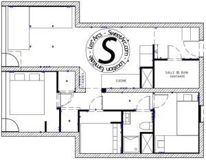 SweetArc, Apartmány  Arc 1800 - big - 8