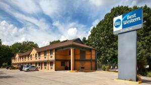 Best Western Riverside Inn, Отели  Danville - big - 18