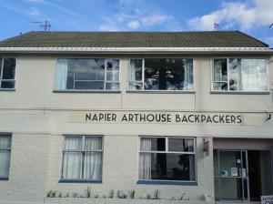 obrázek - Napier Art House Backpackers