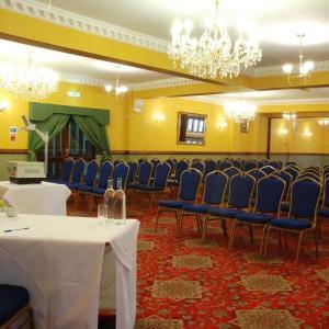 Crown & Cushion Hotel, Отели  Чиппинг-Нортон - big - 26