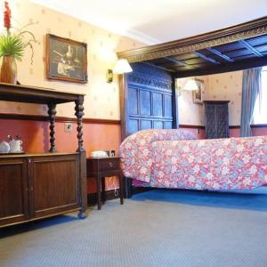 Crown & Cushion Hotel, Отели  Чиппинг-Нортон - big - 12