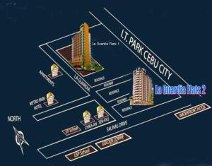 La Guardia Flats 2 - 802, Hotel  Cebu City - big - 2