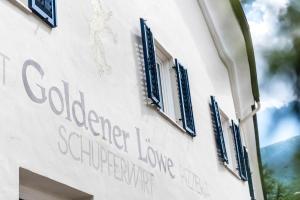 Goldener Löwe - Anno 1773