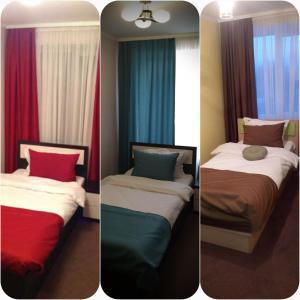 AMBER Hotel & Cafe, Hotely  Bohorodchany - big - 5