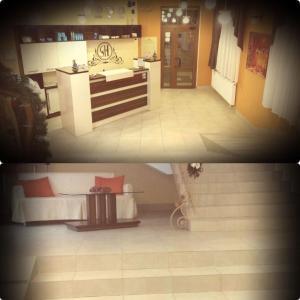 AMBER Hotel & Cafe, Hotely  Bohorodchany - big - 59