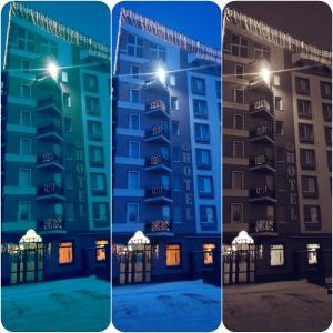 AMBER Hotel & Cafe, Hotely  Bohorodchany - big - 60