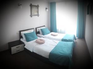 AMBER Hotel & Cafe, Hotely  Bohorodchany - big - 9