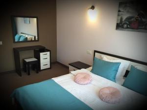 AMBER Hotel & Cafe, Hotely  Bohorodchany - big - 14