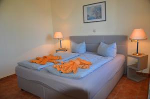 Ferienwohnung Kranichblick, Apartmanok  Neddesitz - big - 5