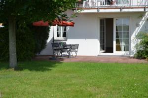 Ferienwohnung Kranichblick, Апартаменты  Neddesitz - big - 13