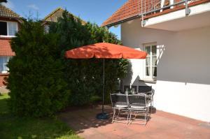 Ferienwohnung Kranichblick, Апартаменты  Neddesitz - big - 16