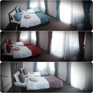 AMBER Hotel & Cafe, Hotely  Bohorodchany - big - 15