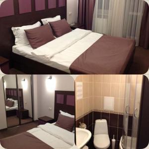 AMBER Hotel & Cafe, Hotely  Bohorodchany - big - 19