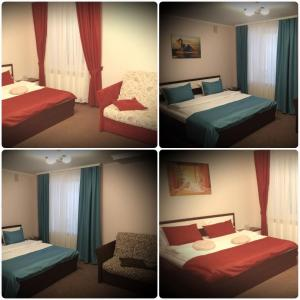 AMBER Hotel & Cafe, Hotely  Bohorodchany - big - 29