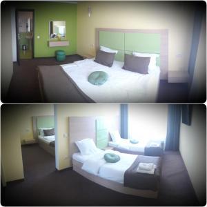 AMBER Hotel & Cafe, Hotely  Bohorodchany - big - 34