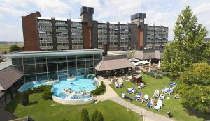 比克達努比斯健康水療全包度假酒店 (Danubius Health Spa Resort Bük All Inclusive)