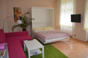 Ferienwohnung Barfly, Apartmány  Traben-Trarbach - big - 12