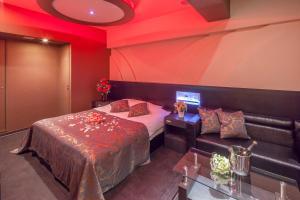 Hotel PLAISIR (Adult Only), Отели для свиданий  Хиросима - big - 3
