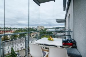 Apartment close to the Cathedral, Апартаменты  Вильнюс - big - 5