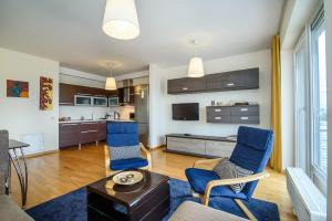 Apartment close to the Cathedral, Апартаменты  Вильнюс - big - 9