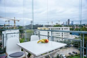 Apartment close to the Cathedral, Апартаменты  Вильнюс - big - 12