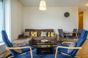 Apartment close to the Cathedral, Апартаменты  Вильнюс - big - 14