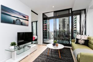 COMPLETE HOST Rose Lane CBD, Апартаменты  Мельбурн - big - 12