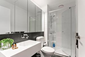 COMPLETE HOST Rose Lane CBD, Apartmány  Melbourne - big - 17