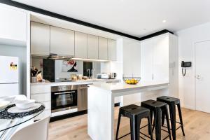 COMPLETE HOST Rose Lane CBD, Apartmány  Melbourne - big - 11